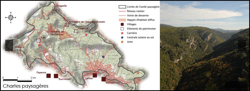 Chartes paysagères et plans de paysage